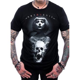 tricou bărbați - Bullet - ART BY EVIL, ART BY EVIL
