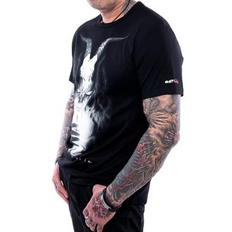 tricou bărbați - Andrey Skull - ART BY EVIL, ART BY EVIL