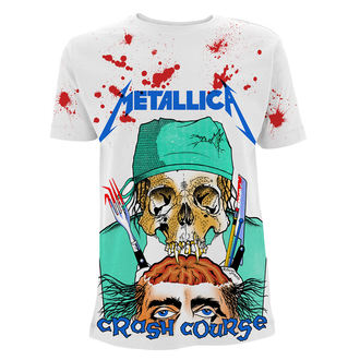 tricou stil metal bărbați Metallica - Crash Course In Brain Surgery -, Metallica
