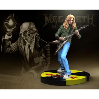 Figurină/ Statuie Megadeth - Dave Mustaine - KNUCKLEBONZ, KNUCKLEBONZ, Megadeth