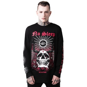 tricou bărbați - NO SLEEP LONG - KILLSTAR, KILLSTAR
