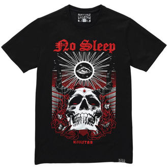 tricou bărbați - NO SLEEP T-SHIRT - KILLSTAR, KILLSTAR