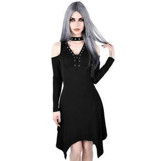 Rochie damă KILLSTAR - Onyx Fall-Deep, KILLSTAR