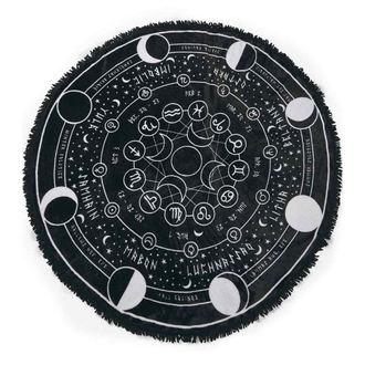 Pătură KILLSTAR - Pagan Round - Black, KILLSTAR