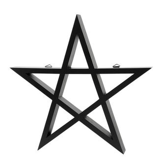 Decorațiune KILLSTAR - PENTAGRAM - BLACK, KILLSTAR