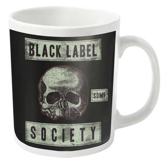 Cană BLACK LABEL SOCIETY - DOOM TROOPER - PLASTIC HEAD, PLASTIC HEAD, Black Label Society