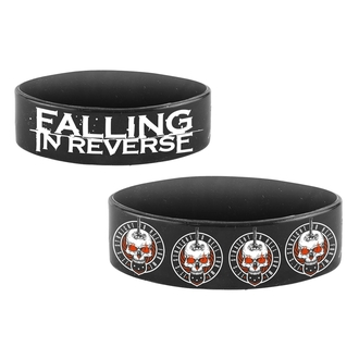 Brăţară cauciuc FALLING IN REVERSE - STRAIGHT TO HELL - PLASTIC HEAD, PLASTIC HEAD, Falling In Reverse