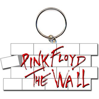 breloc - pandantiv Roz Floyd (Perete Siglă) - ROCK OFF, ROCK OFF, Pink Floyd