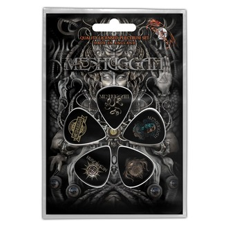 Pene chitară Meshuggah - Musical Deviance - RAZAMATAZ, RAZAMATAZ, Meshuggah