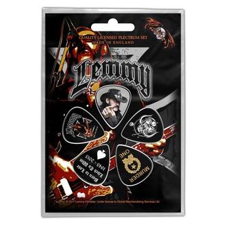 Pene chitară Motörhead - Lemmy- Stone death forever - ROCK OFF, ROCK OFF, Motörhead