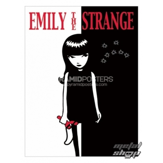 poster - Emily The Ciudat (Ciudat Față) - PP31523, EMILY THE STRANGE