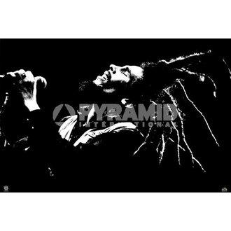 poster Bob Marley (B & W) - PYRAMID POSTERS, PYRAMID POSTERS, Bob Marley