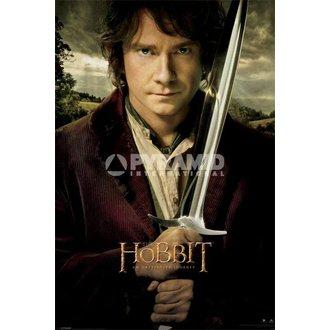 plakat The hobbit - Bilbo - Pyramid Posters, PYRAMID POSTERS