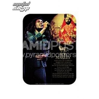 autocolant Bob Marley - Selassie - PS6530T, PYRAMID POSTERS, Bob Marley