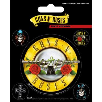 Abțibilduri Guns N' Roses - PYRAMID POSTERS, PYRAMID POSTERS, Guns N' Roses