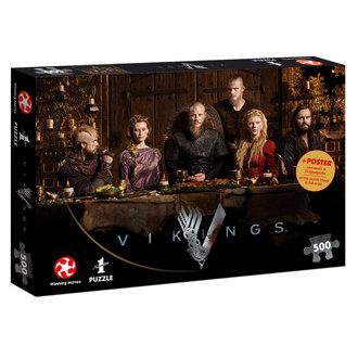 Puzzle Vikingii - Ragnar's Court, NNM