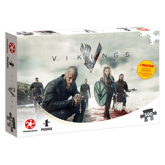 Puzzle Vikingii - The World Will be Ours, NNM
