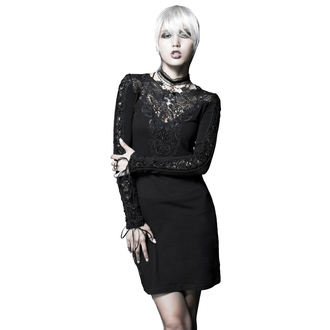 Rochie damă PUNK RAVE - Black Nightingale, PUNK RAVE