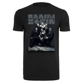 tricou stil metal bărbați Rammstein - Band Photo - RAMMSTEIN - RS016