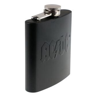 Ploscă de șold AC / DC - Hip Flask Embossed, AC-DC
