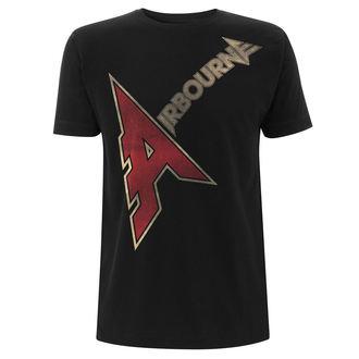 tricou stil metal bărbați Airbourne - A-Logo - NNM, NNM, Airbourne