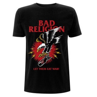tricou stil metal bărbați Bad Religion - Bomber - NNM, NNM, Bad Religion