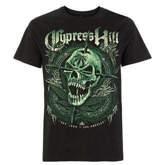 tricou stil metal bărbați Cypress Hill - Fangs Skull - NNM, NNM, Cypress Hill
