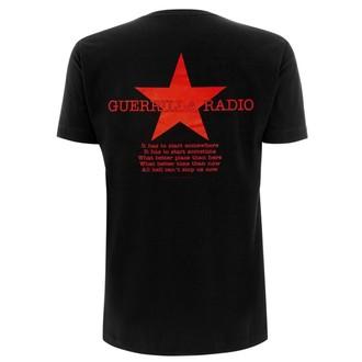 tricou stil metal bărbați Rage against the machine - Red Square - NNM, NNM, Rage against the machine