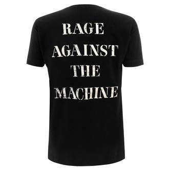 tricou stil metal bărbați Rage against the machine - Molotov & Stencil - NNM, NNM, Rage against the machine