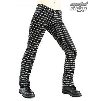 pantaloni femei sektor 1 - S.Hipster cardio dril, SEKTOR 1