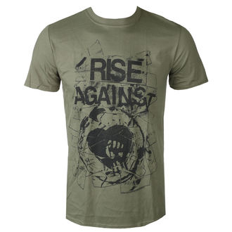 tricou stil metal bărbați Rise Against - TAPE - PLASTIC HEAD, PLASTIC HEAD, Rise Against