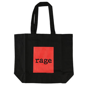 Geantă Rage Against the Machine - Red Square - Black Shopper, NNM, Rage against the machine