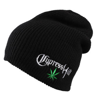 Căciulă Cypress Hill - Leaf Logo - Black, NNM, Cypress Hill
