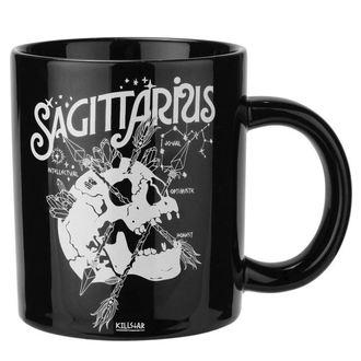 Cană KILLSTAR - Sagittarius - BLACK, KILLSTAR