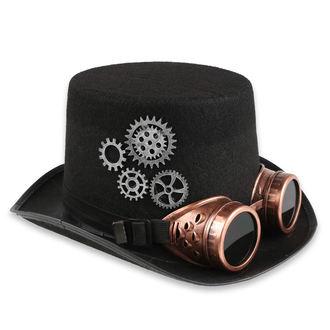 Pălărie tip joben ZOELIBAT - Steampunk, ZOELIBAT