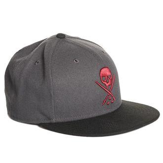 Șapcă SULLEN - ETERNAL WATT - GRAY / BLACK / RED, SULLEN