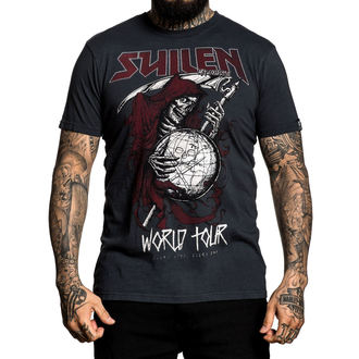 tricou hardcore bărbați - WORLD TOUR - SULLEN, SULLEN