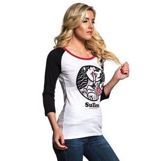 tricou hardcore femei - SECRETS RAGLAN - SULLEN, SULLEN