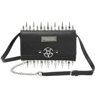 Geantă de mână (poșetă) KILLSTAR - SHE DEVIL CLUTCH - BLACK, KILLSTAR