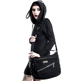 Poșetă (geantă de mână) KILLSTAR - Slay Her - Black, KILLSTAR