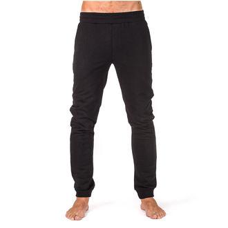 Pantaloni bărbătești (de trening) HORSEFEATHERS - FINN - Black, HORSEFEATHERS