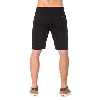 Pantaloni bărbătești scurți HORSEFEATHERS - FINN - Black, HORSEFEATHERS