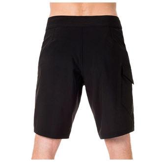 Pantaloni scurți bărbătești (costume de baie) HORSEFEATHERS - GILLER - Negru, HORSEFEATHERS