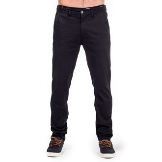 Pantaloni bărbătești HORSEFEATHERS - BEEMAN - Black, HORSEFEATHERS