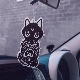 Odorizant auto KILLSTAR - Smelly Cat - BLACK, KILLSTAR