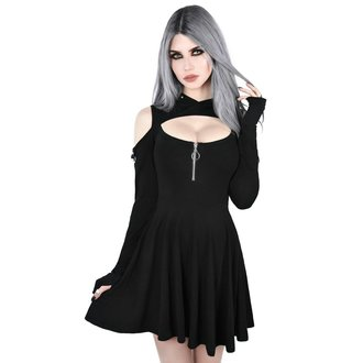 Rochie damă KILLSTAR - SPIRIT WALKER - BLACK, KILLSTAR