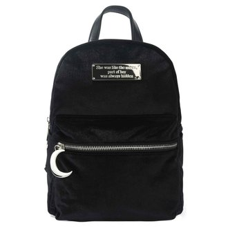 Rucsac KILLSTAR - Starlight Velvet - Black, KILLSTAR