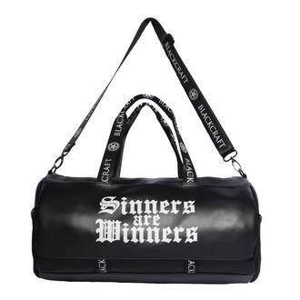 Geantă pentru sală BLACK CRAFT - Sinners Are Winners, BLACK CRAFT