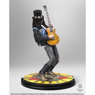 Figurină  Guns N' Roses - Slash - Rock Iconz - KNUCKLEBONZ, KNUCKLEBONZ, Guns N' Roses