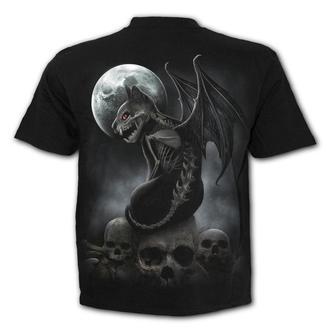 tricou bărbați - VAMP CAT - SPIRAL, SPIRAL